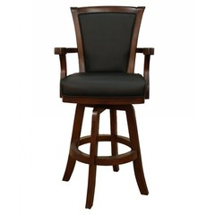 Buy American Heritage Auburn 30 Inch Barstool in Suede on sale online