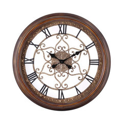 Buy Cooper Classics Audrey Clock in Distressed Copper on sale online
