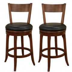 Buy American Heritage Autumn 30 Inch Barstool in Suede on sale online