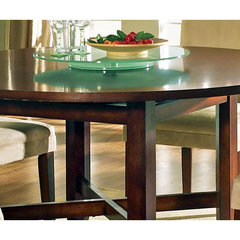 Buy Steve Silver Avenue 22 Inch Lazy Susan on sale online