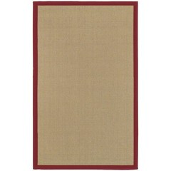 Buy Chandra Rugs Bay Hand-Woven Contemporary Ivory Rug - BAYRED on sale online