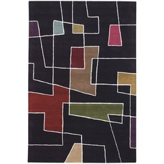 Buy Chandra Rugs Bense Garza Hand-Tufted Contemporary Rug - BEN3000 on sale online