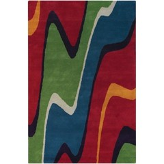 Buy Chandra Rugs Bense Garza Hand-Tufted Contemporary Rug - BEN3001 on sale online