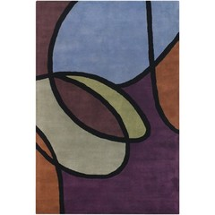 Buy Chandra Rugs Bense Garza Hand-Tufted Contemporary Rug - BEN3002 on sale online