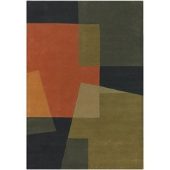 Buy Chandra Rugs Bense Garza Hand-Tufted Contemporary Rug - BEN3014 on sale online