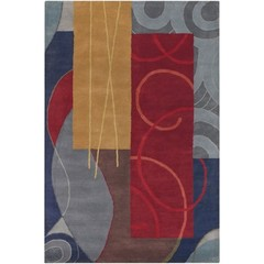 Buy Chandra Rugs Bense Garza Hand-Tufted Contemporary Rug - BEN3015 on sale online