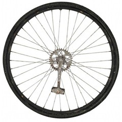 Buy Paragon Bicycle Wheel 26x26 Wall Art  on sale online