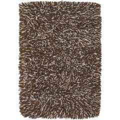 Buy Chandra Rugs Big Jos Hand-Woven Contemporary Brown Rug - BIG20801 on sale online