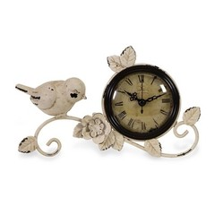 Buy IMAX Worldwide Bird Tabletop Clock on sale online