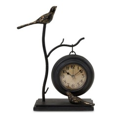Buy IMAX Worldwide Bird and Branch w/ Hanging Clock on sale online