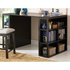Buy Steve Silver Bradford 56x36 Writing Desk in Rich Black on sale online