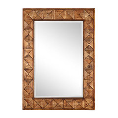 Buy Cooper Classics Brayden 42x30 Mirror in Natural Wood on sale online