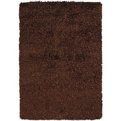 Buy Chandra Rugs Breeze Hand-Woven Contemporary Burgundy Rug - BRE23103 on sale online