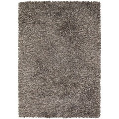 Buy Chandra Rugs Breeze Hand-Woven Contemporary Grey Rug - BRE23100 on sale online