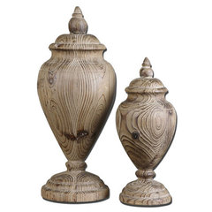 Buy Uttermost Brisco Finials (Set of 2) on sale online