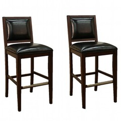 Buy American Heritage Bryant 30 Inch Barstool in Espresso on sale online