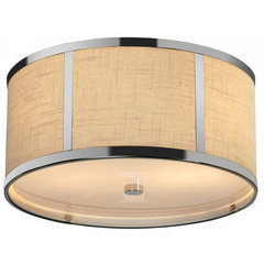 Buy Butler Medium Flush Mount Ceiling Light on sale online