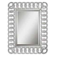 Buy Uttermost Caddoa 36x47 Rectangular Wall Mirror on sale online