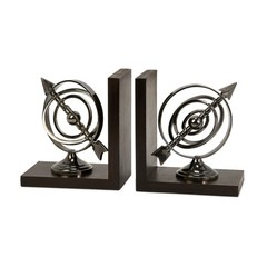 Buy IMAX Worldwide Calisto Armillary Bookends on sale online