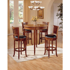 Buy Canterbury Blarney Stone 5 Piece 40x40 Pub Table Set on sale online