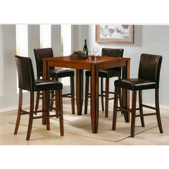 Buy Canterbury Denton 32x32 Inch 5 Piece Pub Table Set on sale online