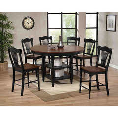 Buy Canterbury Harvest 7 Piece 54x54 Counter Height Set on sale online