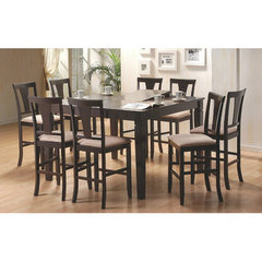 Buy Canterbury Hudson 9 Piece Counter Height Set on sale online
