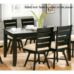 Buy Canterbury Jeffie 40x40 Inch Dining Table on sale online