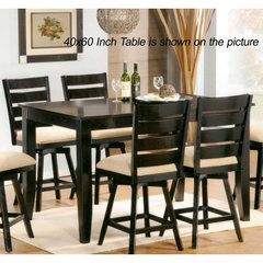 Buy Canterbury Jeffie 40x40 Inch Pub Table on sale online