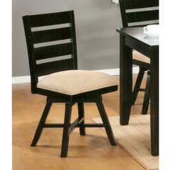 Buy Canterbury Jeffie Swivel Dining Chair on sale online