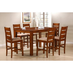 Buy Canterbury Matthew 7 Piece 60x40 Counter Height Set on sale online