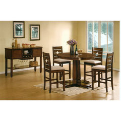 Buy Canterbury Pacifica 5 Piece Counter Height Set on sale online