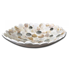 Buy Uttermost Capiz Bowl Vase on sale online
