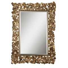 Buy Uttermost Capulin 38x54 Rectangular Wall Mirror on sale online