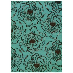 Buy Oriental Weavers Sphinx Caspian Casual Blue Rug - CSP-3065L on sale online