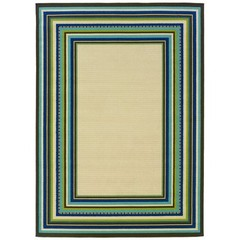 Buy Oriental Weavers Sphinx Caspian Casual Ivory Rug - CSP-1003X on sale online