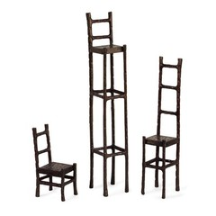 Buy IMAX Worldwide Chair Sculptures (Set of 3) on sale online