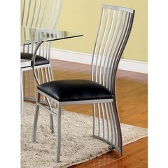 Buy Chintaly Imports Aileen Fan Back Contour Side Chair on sale online