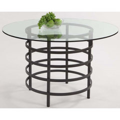 Buy Chintaly Imports Aldo Dining Table in Black on sale online