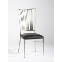 Buy Chintaly Imports Ashtyn Fan Back Side Chair on sale online