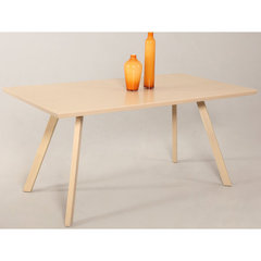 Buy Chintaly Imports Carmen Dining Table in Natural on sale online