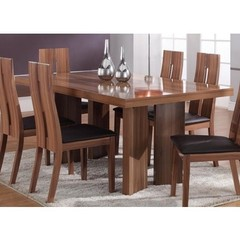 Buy Chintaly Imports Irene 69x35 Modern Rectangular Dining Table on sale online