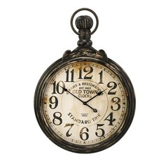 Buy IMAX Worldwide Churchill Pocket Wall Clock on sale online
