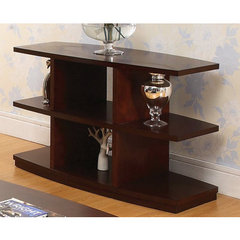 Buy Steve Silver Citadel 50x20 Sofa Table in Cherry on sale online
