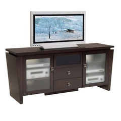 Buy Furnitech Classic Modern 70 inch Media Console w/ Tapered Legs on sale online