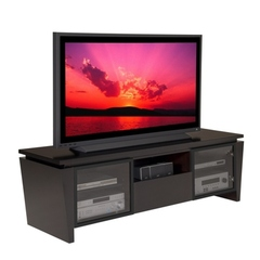 Buy Furnitech Classic Modern 75 inch Media Console w/ Tapered Legs on sale online