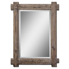 Buy Uttermost Claudio 29x39 Wall Mirror on sale online