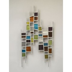 Buy NOVA Lighting Colored Windows Wall Art on sale online