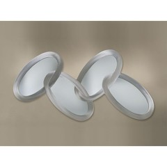 Buy NOVA Lighting Connected Ovals 68x36 Oval Wall Mirror on sale online
