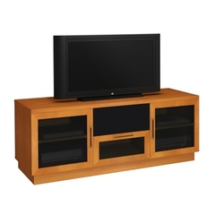 Buy Furnitech Contemporary 60 inch Media Console in Light Cherry on sale online